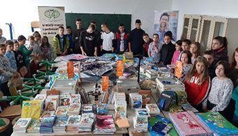 Obezbjeđena nastavna sredstva i oprema za potrebe učenika povratnika u Općini Doboj