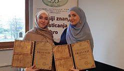 Svečano dodjeljene novčane nagrade i priznanja pobjednicima natječaja za najbolji literarni rad